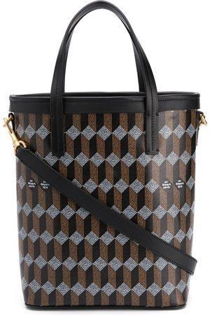 Au Départ Women Tote Bags - Vertical tote bag