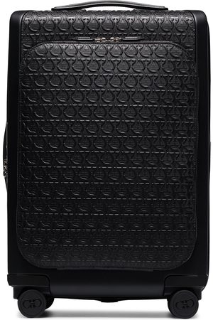 Salvatore Ferragamo Gancini carry-on suitcase