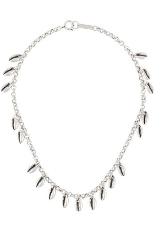 Isabel Marant Women Necklaces - Shell-charm necklace