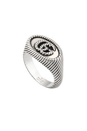 Gucci GG twisted ring