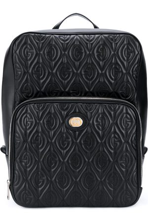 Gucci GG embossed backpack