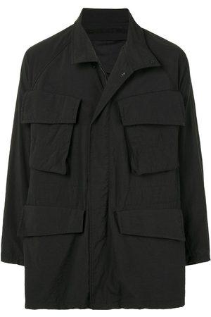 JULIUS Cargo pocket jacket