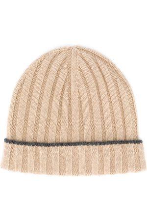 Brunello Cucinelli Ribbed knit beanie