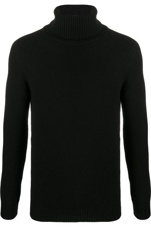 Saint Laurent Knitted roll neck jumper