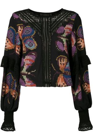 CECILIA PRADO Women Blouses - Printed Micaela blouse