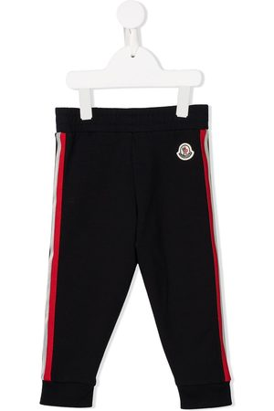 Moncler Sweatpants - Embroidered logo track pants