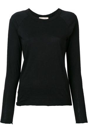 NILI LOTAN Longsleeved fitted T-shirt