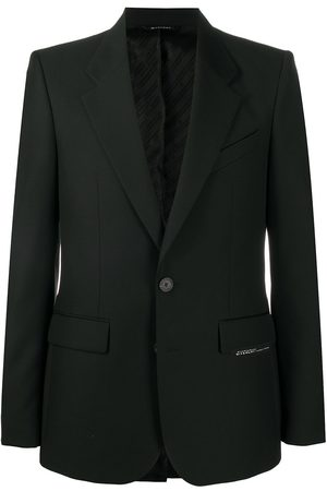 Givenchy Logo tag blazer