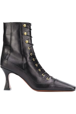 MANU Women Ankle Boots - Lace-up ankle boots