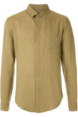 OSKLEN Linen Classic shirt - Neutrals