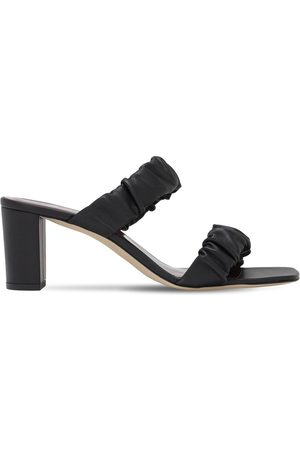 Staud Women Sandals - 60mm Leather Sandals