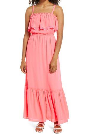 Lilly Pulitzer Women Maxi Dresses - Women's Lilly Pulitzer Adia Maxi Sundress