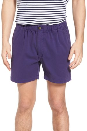 Vintage Men's 1946 Snappers Elastic Waist 5.5 Inch Stretch Shorts