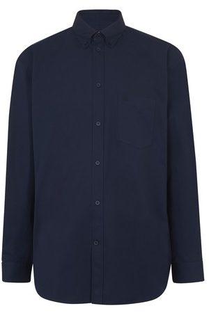 Balenciaga Men Long sleeves - Poplin shirt
