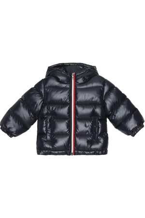 Moncler Baby New Aubert quilted down coat