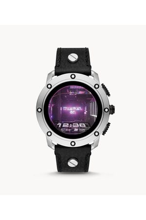 Diesel Men's Axial Smartwatch - Leather