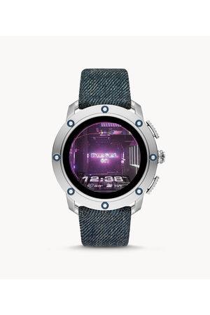 Diesel Axial Touchscreen Smartwatch - Blue Denim Dzt2015 Jewelry - DZT2015-WSI