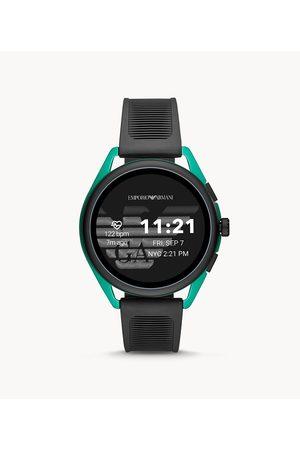 Armani Emporio Emporio Touchscreen Smartwatch 3 - Epdm Synthetic Rubber Art5023 Jewelry - ART5023-WSI