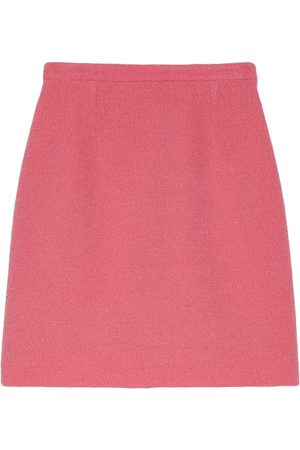 Gucci Women Mini Skirts - A-line mini skirt