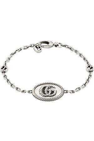 Gucci Men Bracelets - Double G bracelet