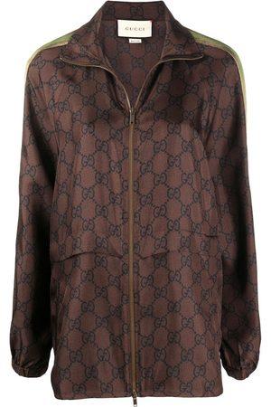 Gucci GG Supreme zipped jacket
