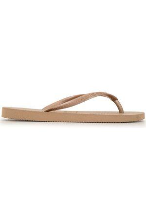 Havaianas Slim textured flip-flops