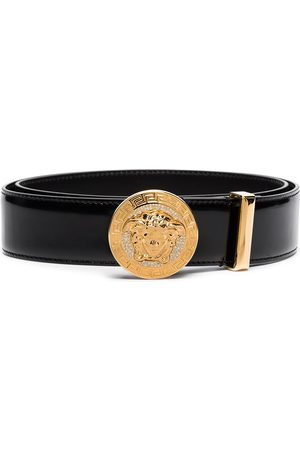 VERSACE Men Belts - Medusa motif belt