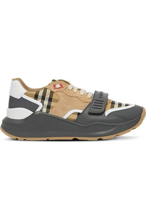 Burberry Vintage check sneakers - Grey