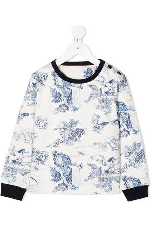 Chloé Sketch print sweatshirt