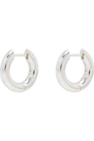All Blues Women Earrings - Almost hinged hoop earrings