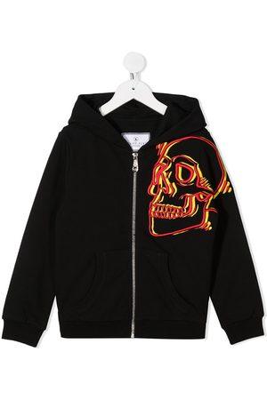 Philipp Plein Boys Hoodies - Long-sleeve hoodie