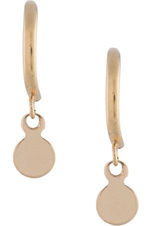 Petite Grand Women Earrings - Circle drop hoops earrings