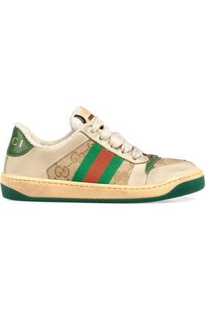 Gucci GG Supreme Web sneakers - Neutrals
