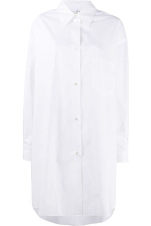 MM6 MAISON MARGIELA Women Casual Dresses - Button-up shirt dress
