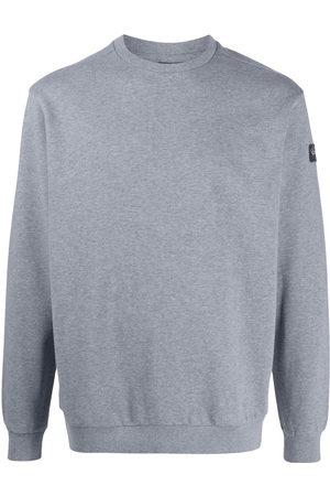Paul & Shark Men Sweatshirts - Crewneck sweatshirt - Grey