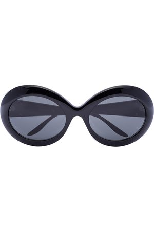 Gucci Oversized round-frame sunglasses