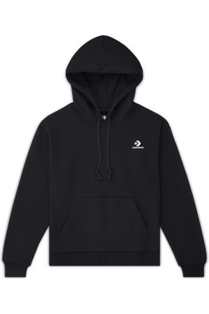 Converse Embroidered Star Chevron Pullover Hoodie