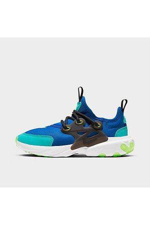 Nike Little Kids' React Presto Running Shoes in Size 3.0