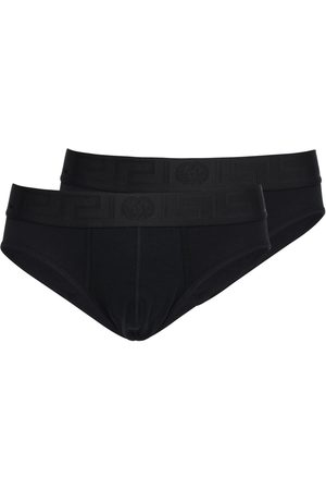 VERSACE Stretch Cotton Low Briefs