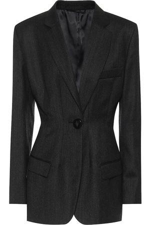 The Attico Virgin wool blazer