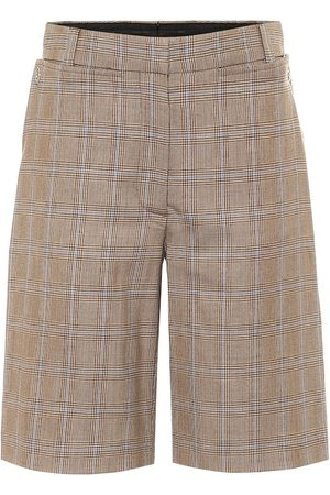 Burberry Mae virgin wool Bermuda shorts
