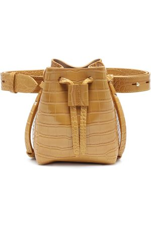 Nanushka Minee faux leather belt bag