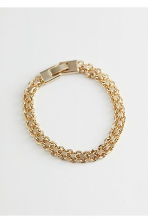 & OTHER STORIES Chunky Rope Chain Bracelet