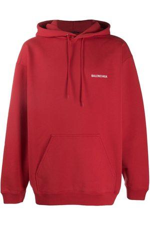 Balenciaga Logo-print hoodie