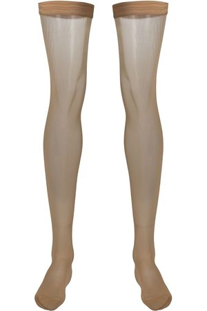 Wolford Women Stockings - Individual Stay Ups stockings - Neutrals