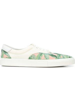 AMIRI Men Sneakers - Banana Leaf print sneakers