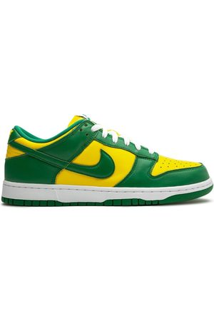"Nike Dunk Low ""Brazil"" sneakers"