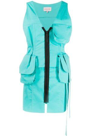 Natasha Zinko Two-pocket cargo dress