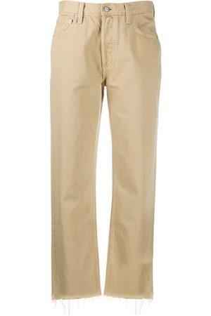 Boyish Jeans Women Skinny Pants - The Tommy trousers - Neutrals