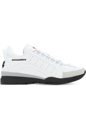 Dsquared2 551 Leather Sneakers